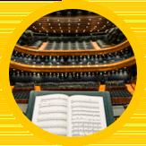 Teatro, shows, oficinas e cursos