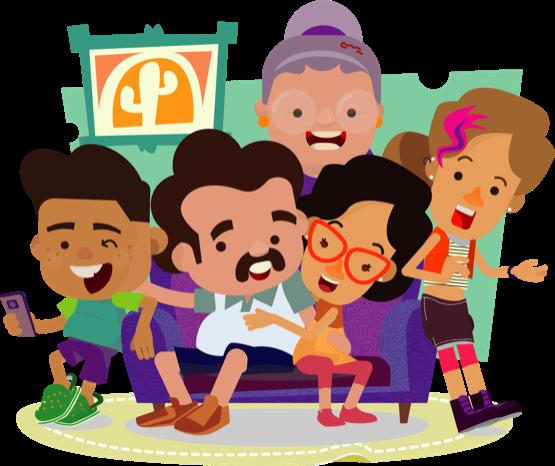 Faça o Cartão Sesc e aproveite os benefícios com toda sua família