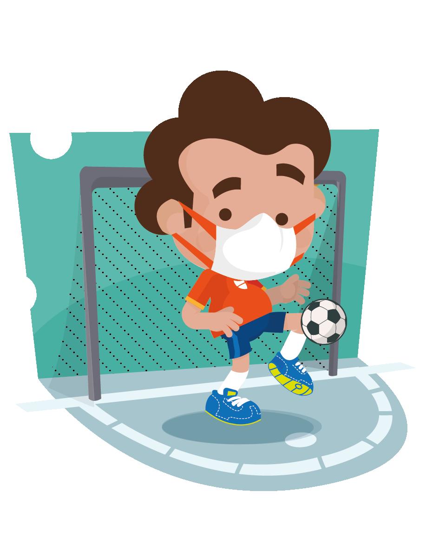Futebol, Futsal, Basquete, Judô, Atletismo e mais um universo de serviços.