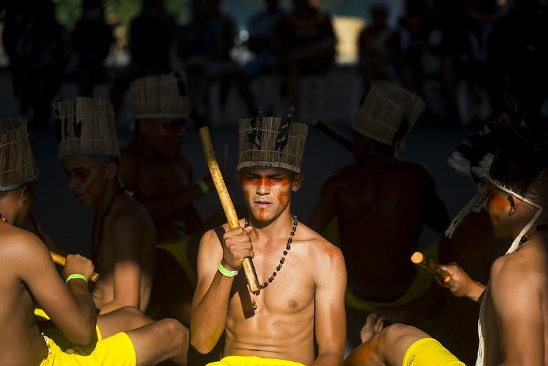 Povos originários e nativos em Tamboril