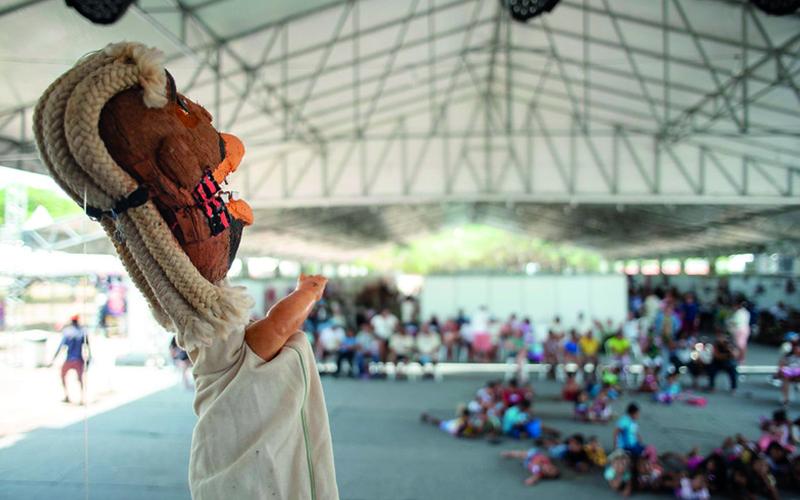Festival Calungas, Cassimiros e Mamulengos