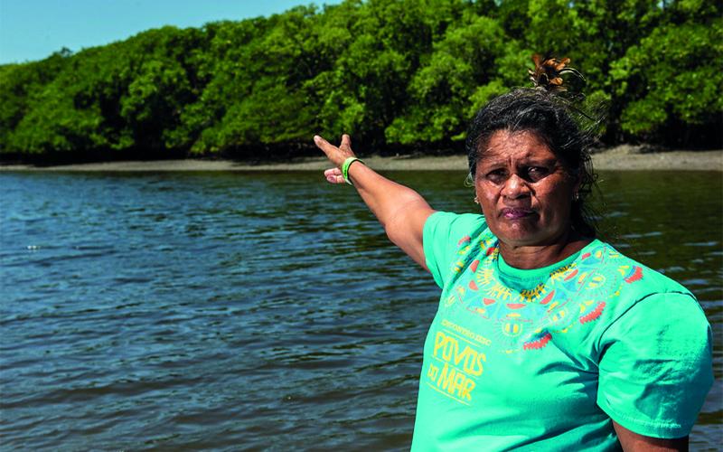Fragata Viva o Mangue Vivo / Conversas Flutuantes
