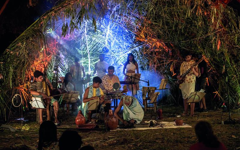 Apresentação Grupo Uirapuru Orquestra de Barro