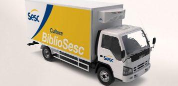Confira a rotas das bibliotecas móveis do Sesc em fevereiro