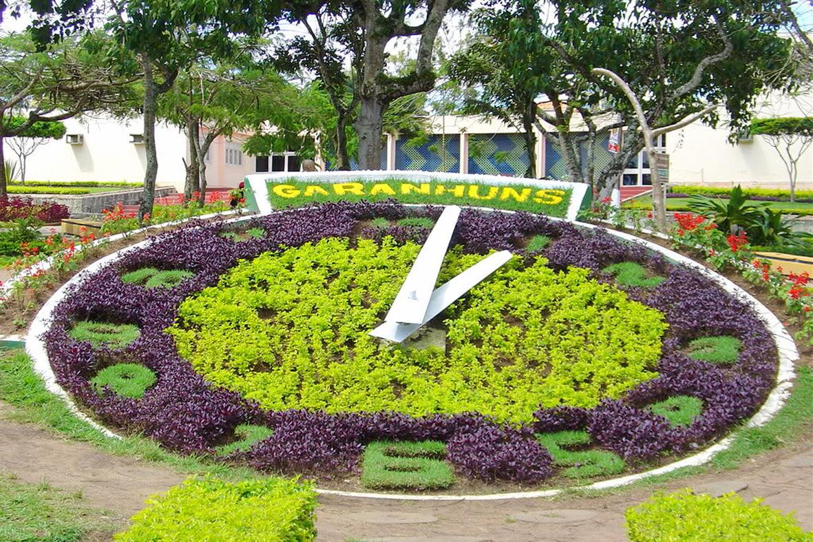 Recife, Caruaru e Garanhuns (PE)