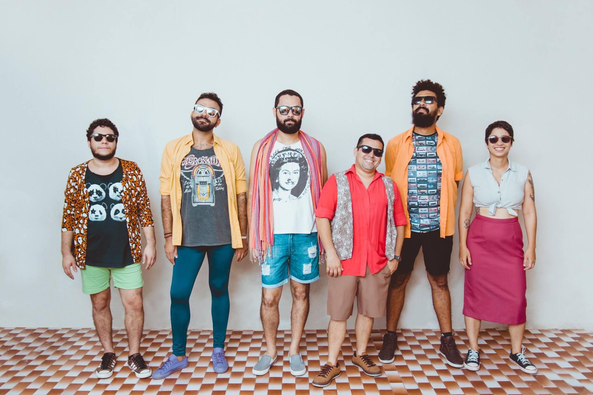 Sesc Sonoridades leva novas bandas de Sobral para os  Festejos de Varjota