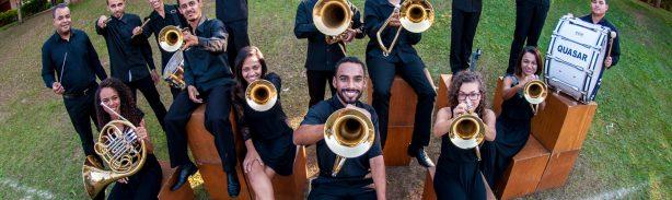Banda Marcial de Goiânia leva a sonoridade nostálgica para o Crato e Juazeiro do Norte
