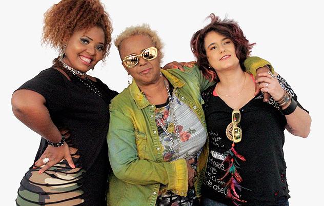 Sandra de Sá apresenta sucessos de sua carreira aos fãs cearenses
