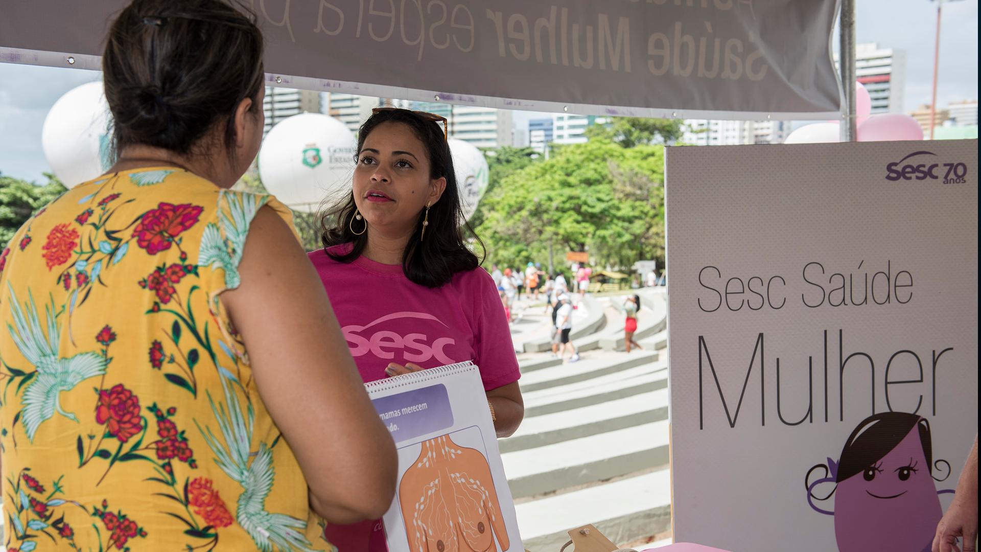 No Dia Mundial do Câncer, Sesc orienta sobre prevenção e diagnóstico precoce