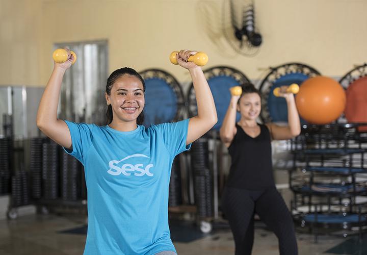 Agora vai! Academia Sesc em Sobral está com descontos em diversas atividades físicas