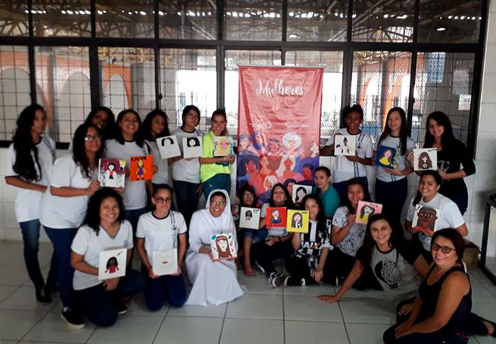 Sesc Fortaleza realiza a VI Semana Mulheres em Foco