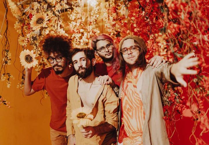 Confira a line-up de bandas autorais que tocam em Sobral e Crato pelo Sesc Sonoridades