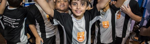 Fecomércio inaugura Projeto Futsal Sesc em Barbalha
