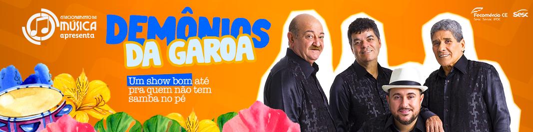 Ingressos já estão a venda em Sobral e Crato!