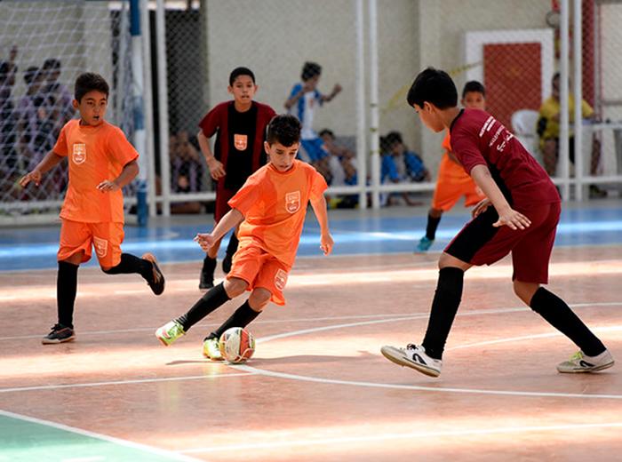Copa Sesc de Futsal reúne centenas de alunos de escolas públicas e privadas de Juazeiro do Norte