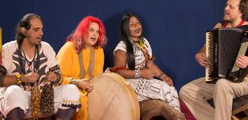 Fortaleza é palco do Sonora Brasil que traz edição com música dos povos originários do Brasil