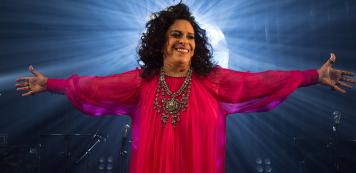 Gal Costa abre a Mostra Sesc de Culturas Cariri 2019
