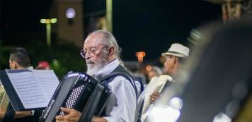 SESC CE realiza primeiro Festival de Sanfonas e Sanfoneiros