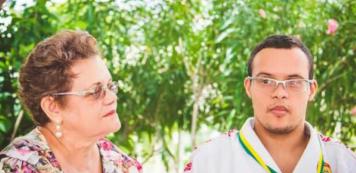 Aluno do Sesc pode se tornar o 2º judoca com  síndrome de down no Brasil com graduação 2º DAN