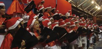 Sesc Iguatu promove mais uma edição do já tradicional Concerto de Natal