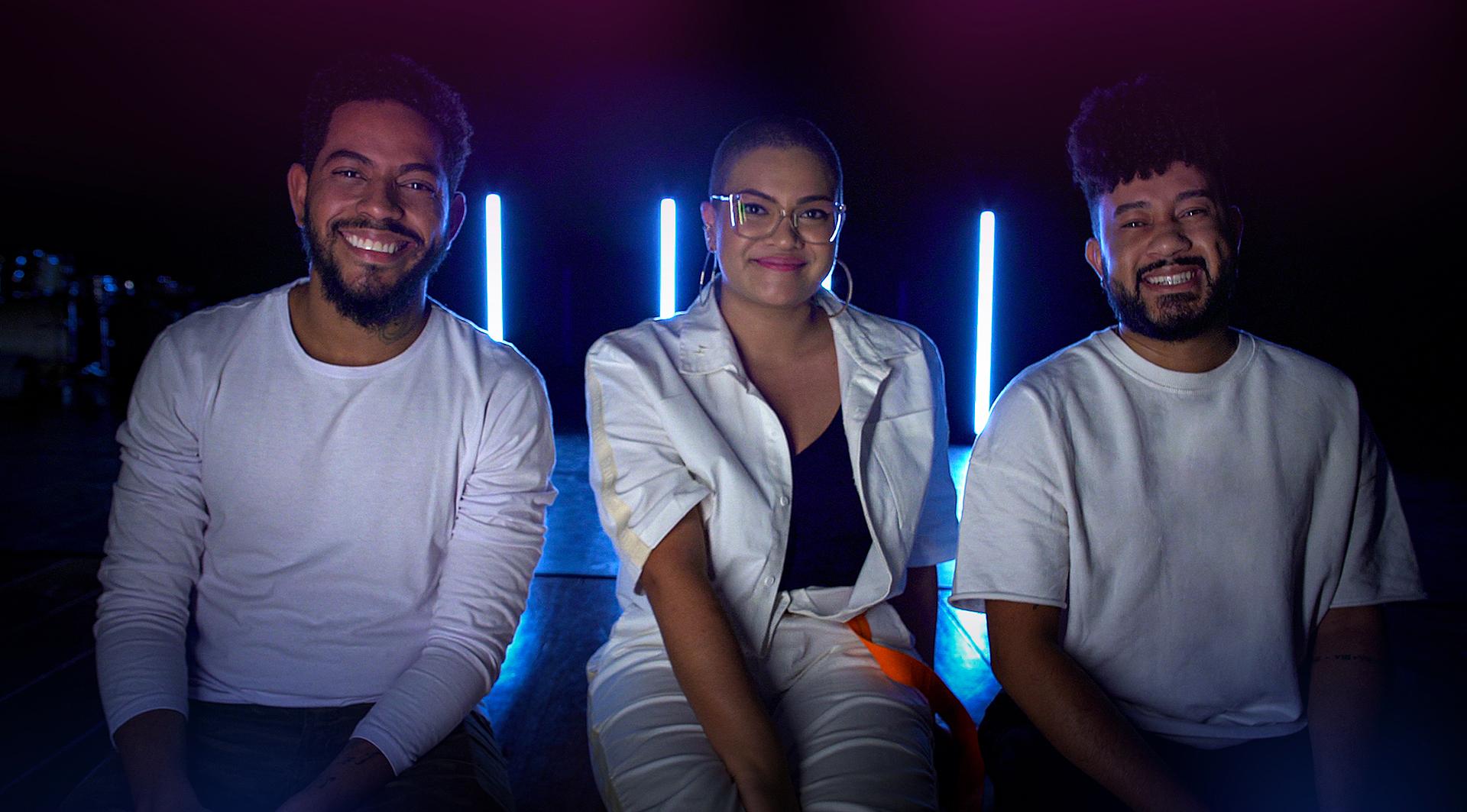 Terceira edição da Campanha Sintonia do Bem traz todo o swing e a alegria do grupo Preto no Branco