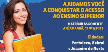 Cursinho Pré-universitário Sesc 2021