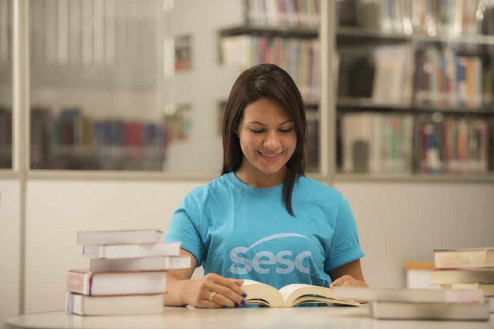 Sesc realiza aulões gratuitos de preparação para o Enem
